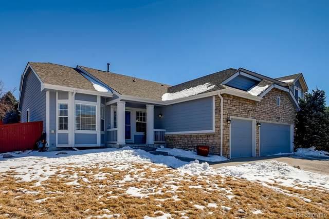 11402 Switzer Park Place, Parker, CO 80138 (MLS #7271623) :: 8z Real Estate