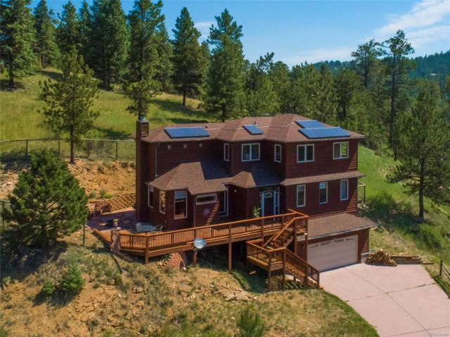 6994 Sprucedale Park Way, Evergreen, CO 80439 (#7271721) :: Structure CO Group