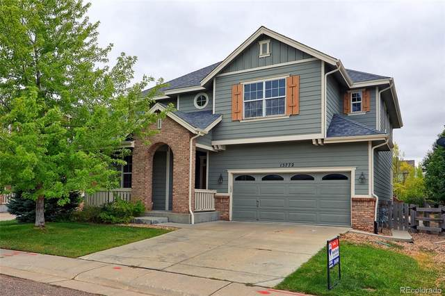13772 E Caley Avenue, Englewood, CO 80111 (#7272499) :: The Brokerage Group