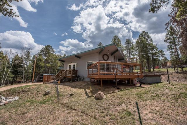 9288 Krashin Drive, Conifer, CO 80433 (#7272645) :: Mile High Luxury Real Estate