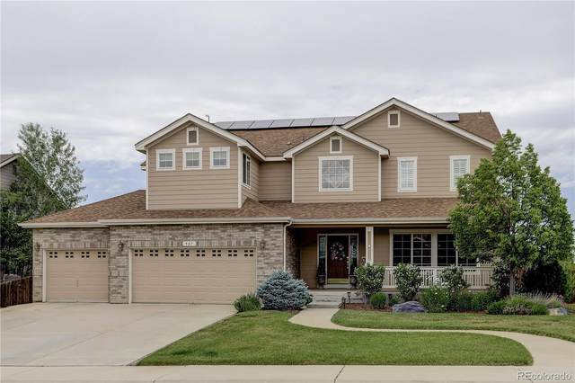 907 Quintana Lane, Erie, CO 80516 (#7273144) :: The DeGrood Team