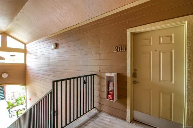 10841 S Twenty Mile Road #205, Parker, CO 80134 (#7273158) :: Colorado Home Finder Realty