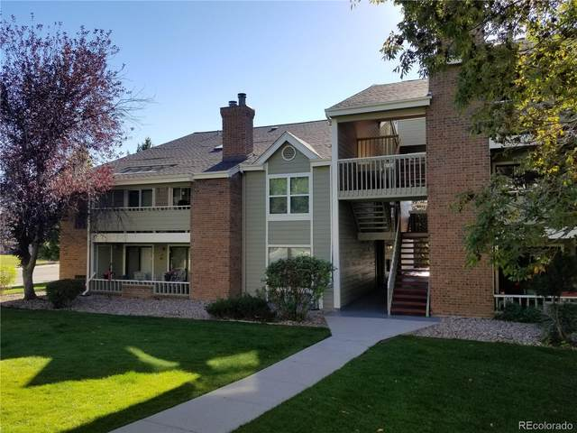 12093 W Cross Drive #103, Littleton, CO 80127 (#7273162) :: The Griffith Home Team