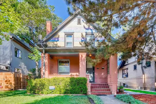 1451 Garfield Street, Denver, CO 80206 (MLS #7273601) :: 8z Real Estate