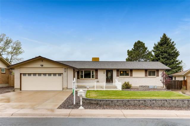 623 S Nome Street, Aurora, CO 80012 (#7273650) :: The Pete Cook Home Group