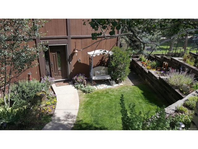 4914 Silver Spruce Lane, Evergreen, CO 80439 (MLS #7274089) :: 8z Real Estate