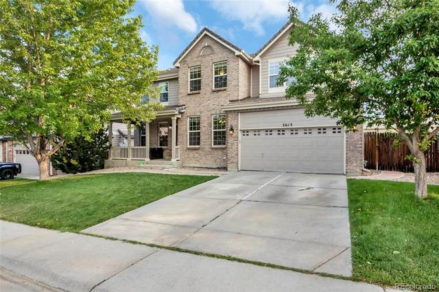 2615 E 137th Place, Thornton, CO 80602 (#7274180) :: Mile High Luxury Real Estate