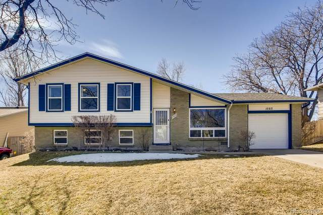 1565 S Helena Circle, Aurora, CO 80017 (#7274224) :: The Griffith Home Team