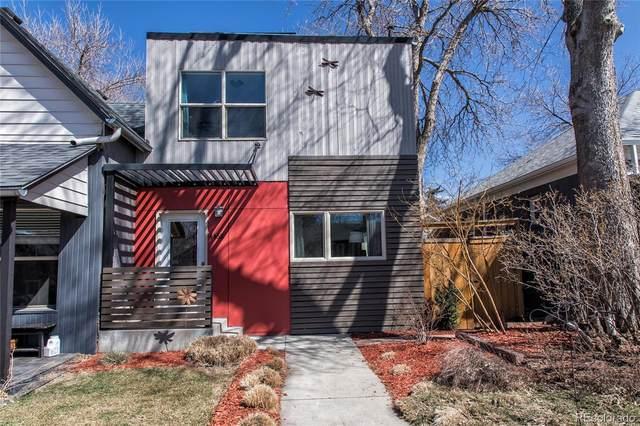 4462 Raleigh Street, Denver, CO 80212 (MLS #7274536) :: Kittle Real Estate