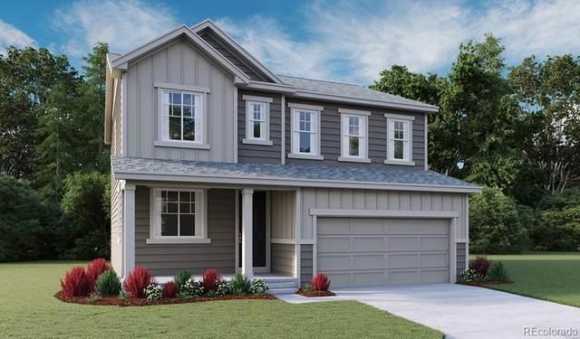 16400 Alberta Drive, Parker, CO 80134 (MLS #7274539) :: Kittle Real Estate