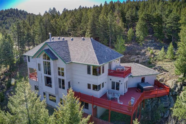 25755 Zugspitze Road, Evergreen, CO 80439 (MLS #7274653) :: Bliss Realty Group