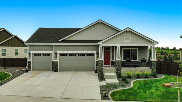 6020 Yellowtail Street, Timnath, CO 80547 (MLS #7274658) :: Bliss Realty Group