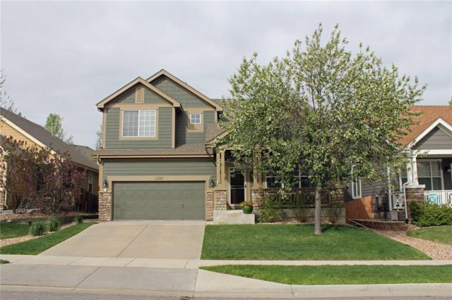 11521 Night Heron Drive, Parker, CO 80134 (#7274732) :: The Pete Cook Home Group