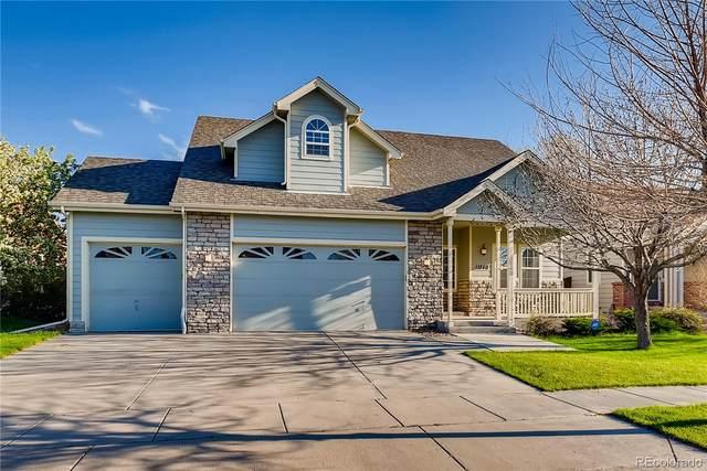 11840 E 118th Avenue, Commerce City, CO 80640 (#7274755) :: Mile High Luxury Real Estate