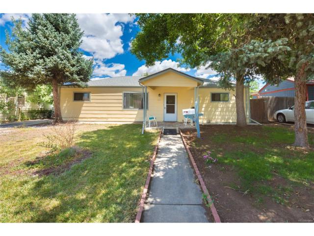 828 Vaughn Street, Aurora, CO 80011 (MLS #7274880) :: 8z Real Estate