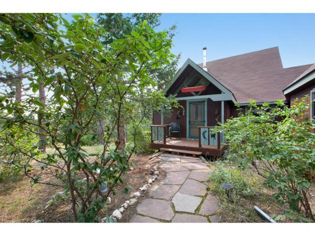 597 Lakeshore Drive, Boulder, CO 80302 (#7275218) :: The Peak Properties Group