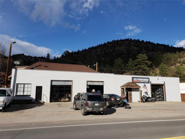 291 County Road 308, Dumont, CO 80436 (#7275679) :: The Galo Garrido Group