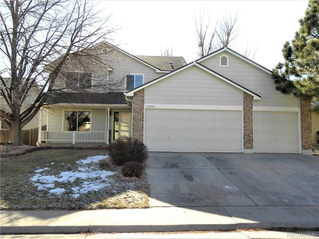 12056 W Brandt Place, Littleton, CO 80127 (MLS #7275783) :: Find Colorado