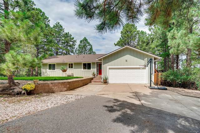 10900 Tomichi Drive, Franktown, CO 80116 (#7275867) :: The Heyl Group at Keller Williams