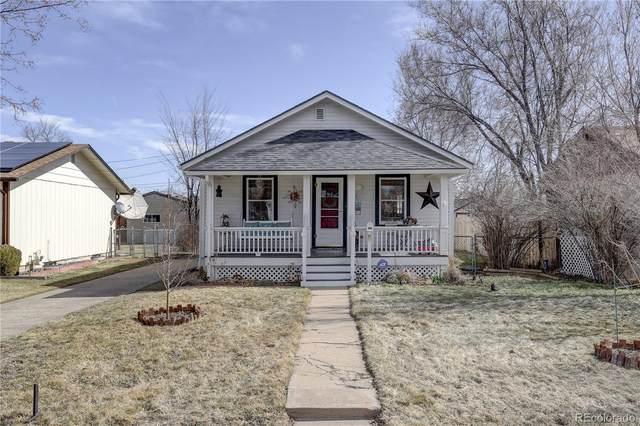 360 Quitman Street, Denver, CO 80219 (MLS #7275910) :: Kittle Real Estate