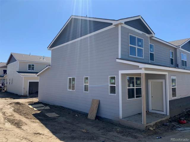 254 S 4th Court, Deer Trail, CO 80105 (#7275919) :: Hudson Stonegate Team