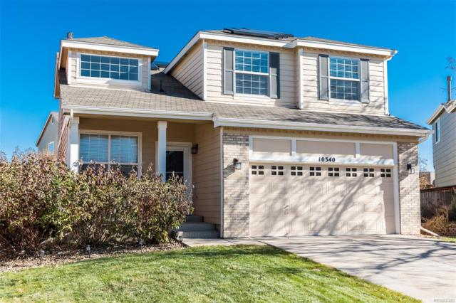 10340 Hunterwood Way, Highlands Ranch, CO 80130 (#7276060) :: Sellstate Realty Pros