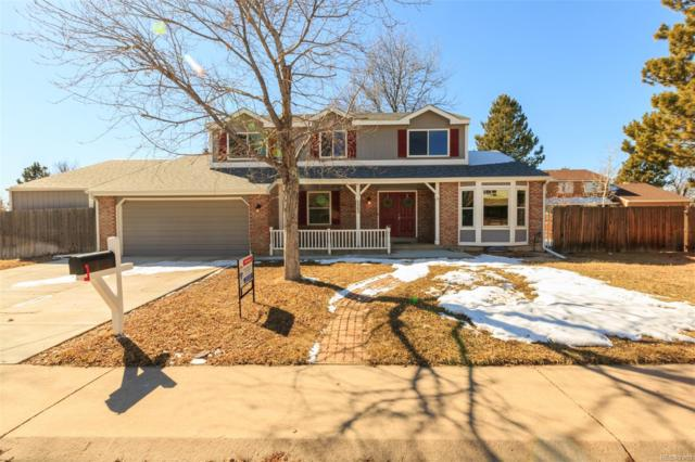 5383 S Rifle Court, Centennial, CO 80015 (#7276957) :: Keller Williams Action Realty LLC