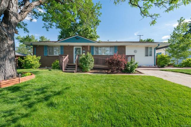 5476 W 66th Avenue, Arvada, CO 80003 (#7277417) :: The Heyl Group at Keller Williams