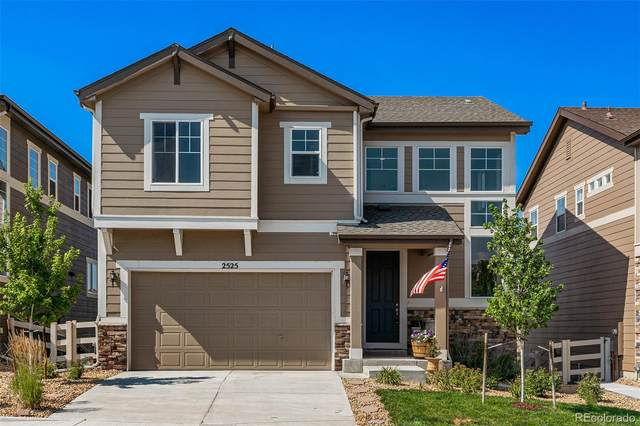 2525 Loon Circle, Castle Rock, CO 80104 (#7277493) :: You 1st Realty