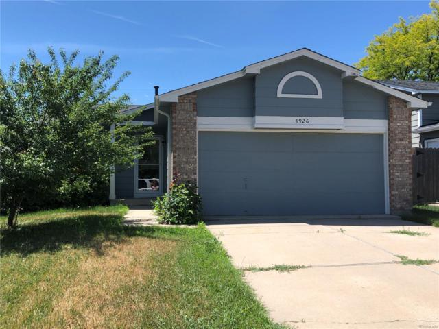 4926 W 61st Place, Arvada, CO 80003 (#7277727) :: The Heyl Group at Keller Williams