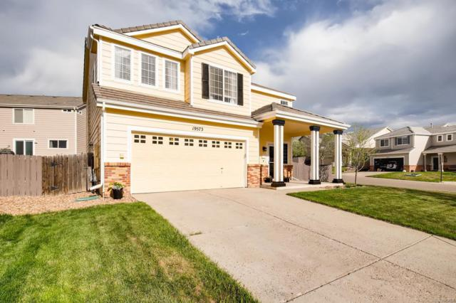 19573 E Hollow Creek Drive, Parker, CO 80134 (#7278594) :: The Healey Group