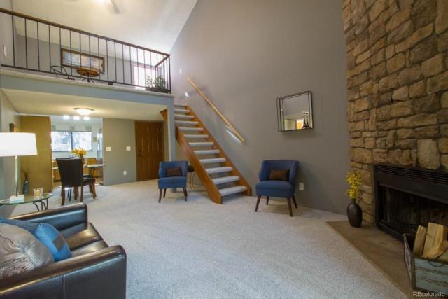 316 Wright Street #304, Lakewood, CO 80228 (#7278761) :: The HomeSmiths Team - Keller Williams