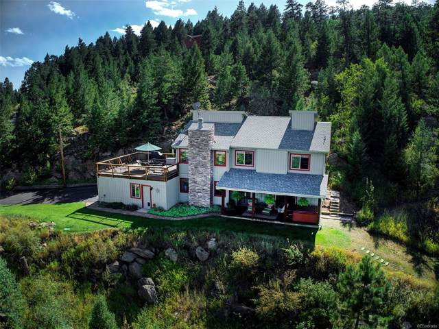8321 S Arrowhead Drive, Morrison, CO 80465 (MLS #7279015) :: 8z Real Estate