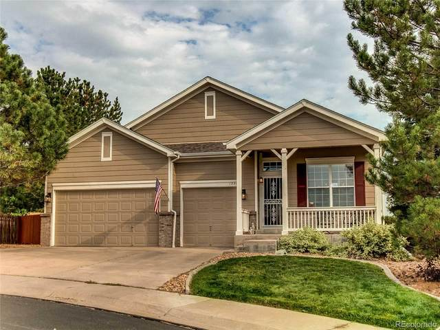 1220 Silver Dollar Court, Castle Rock, CO 80104 (MLS #7279063) :: Bliss Realty Group