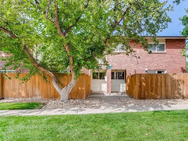 8003 Wolff Street K, Westminster, CO 80031 (#7279273) :: Peak Properties Group