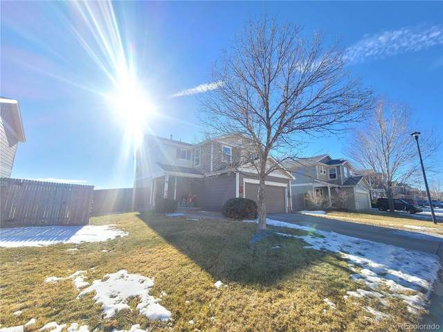 40 Meadowlark Circle, Lochbuie, CO 80603 (#7279285) :: The HomeSmiths Team - Keller Williams