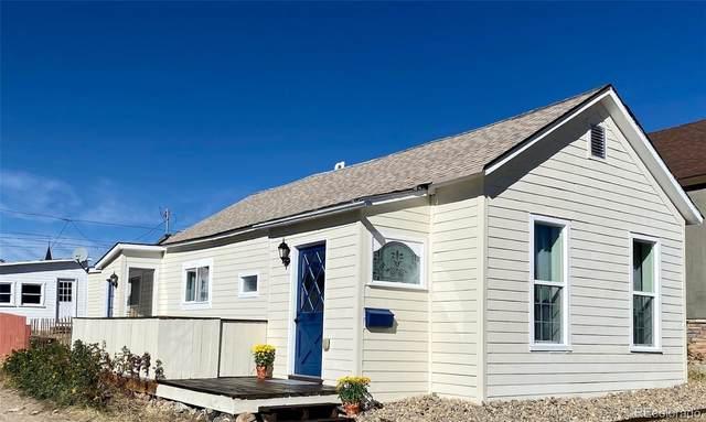 210 W 2nd Street, Leadville, CO 80461 (MLS #7279295) :: 8z Real Estate