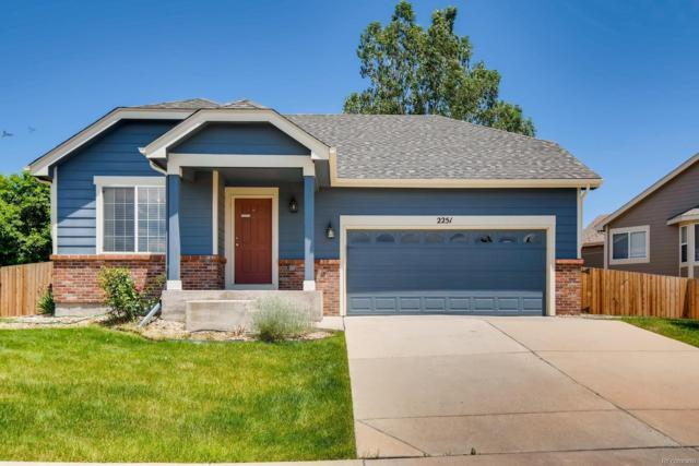 2251 Dogwood Drive, Erie, CO 80516 (#7279380) :: Mile High Luxury Real Estate