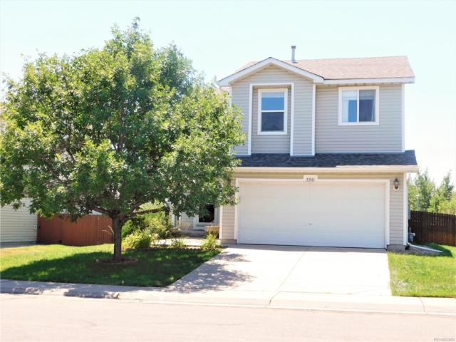550 E 77th Drive, Denver, CO 80229 (MLS #7280327) :: 8z Real Estate