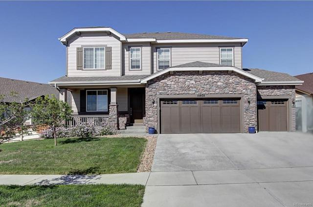 10864 Pitkin Street, Commerce City, CO 80022 (#7280610) :: The Griffith Home Team