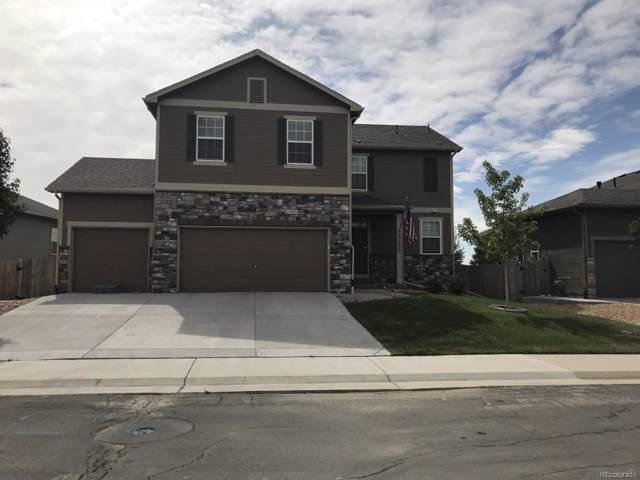2250 Coyote Creek Drive, Fort Lupton, CO 80621 (MLS #7280808) :: Kittle Real Estate