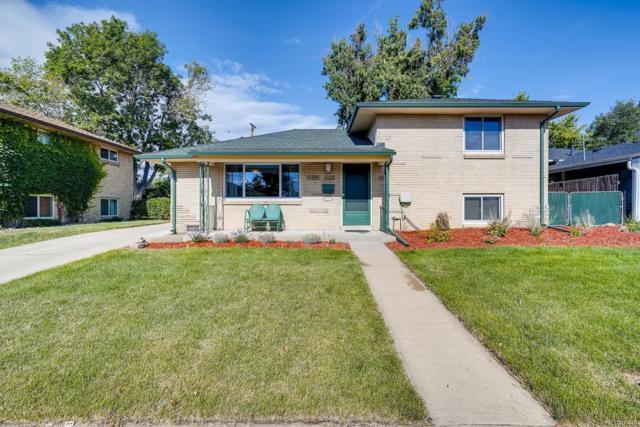 5385 Newland Street, Arvada, CO 80002 (MLS #7280820) :: 8z Real Estate