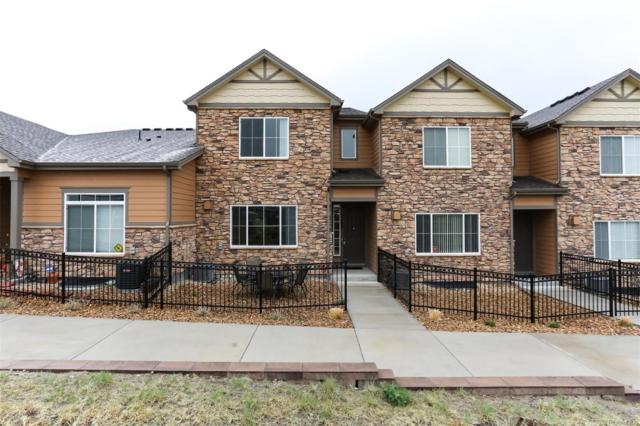 6789 S Old Hammer Court, Aurora, CO 80016 (#7280889) :: The Pete Cook Home Group
