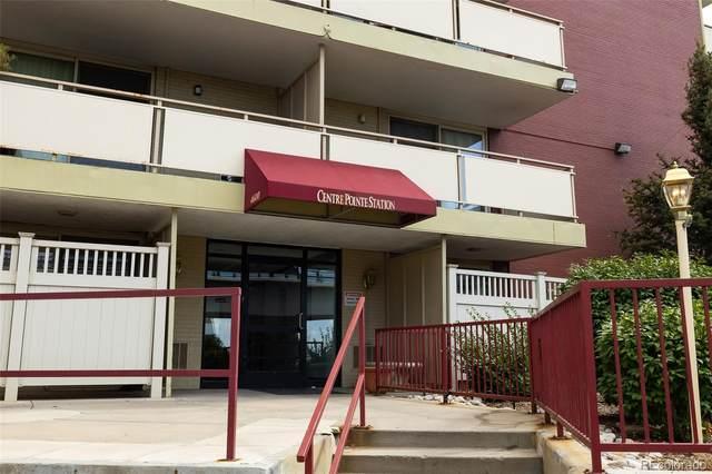 4600 E Asbury Circle #411, Denver, CO 80222 (MLS #7281382) :: Find Colorado