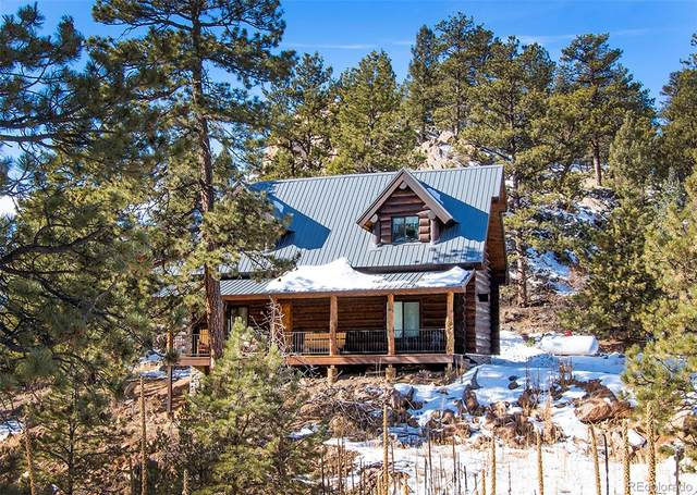 83 Corral Circle, Florissant, CO 80816 (#7281592) :: The DeGrood Team