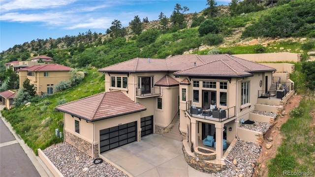 6658 Old Ranch Trail, Littleton, CO 80125 (MLS #7281724) :: Clare Day with Keller Williams Advantage Realty LLC