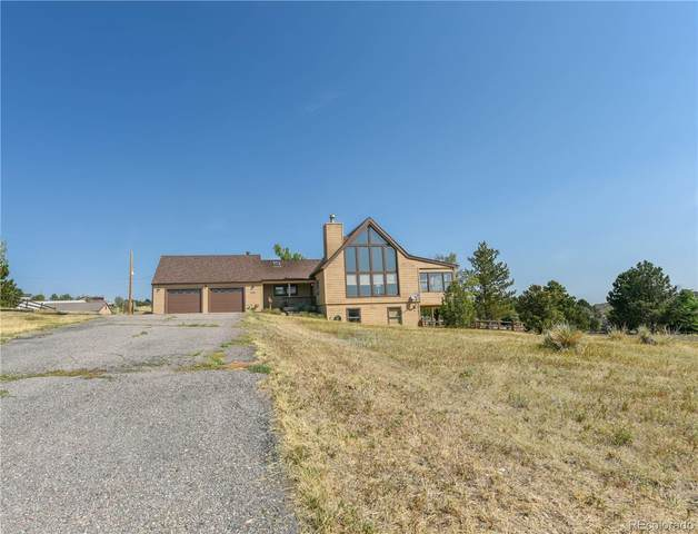 343 E Turf Lane, Castle Rock, CO 80108 (MLS #7281801) :: Keller Williams Realty
