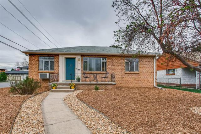 1195 S Jackson Street, Denver, CO 80210 (#7281974) :: The Pete Cook Home Group