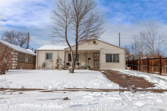 1035 S Quitman Street, Denver, CO 80219 (#7282295) :: The Scott Futa Home Team