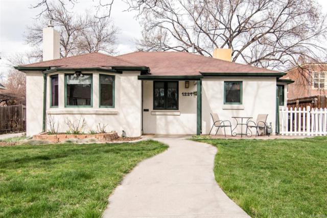 1227 Oneida Street, Denver, CO 80220 (#7282314) :: Venterra Real Estate LLC